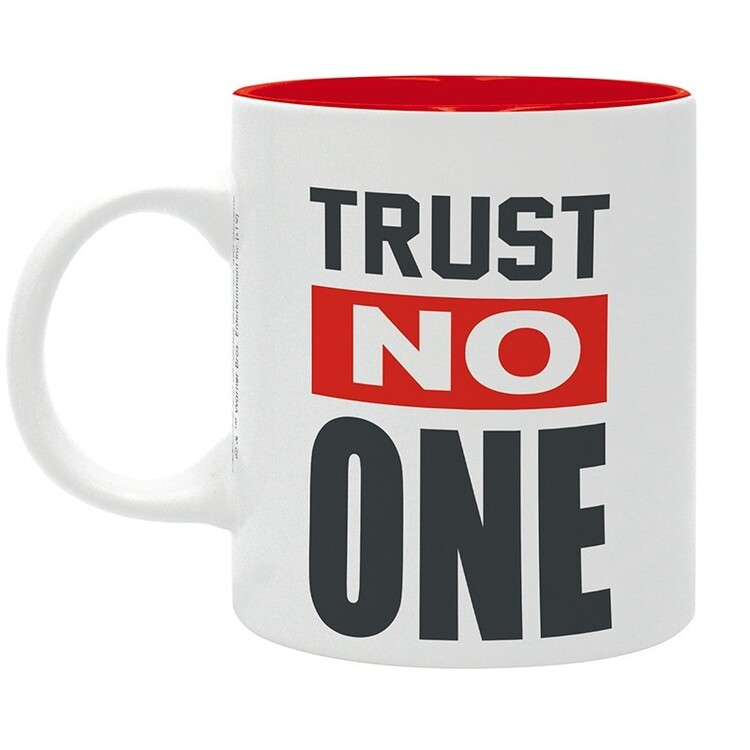 Cup Gremlins - Trust No One