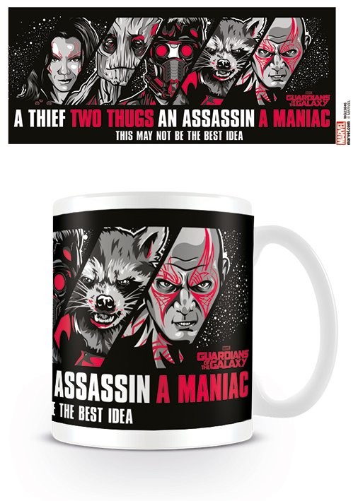 Guardians of the Galaxy - Guardians Mug