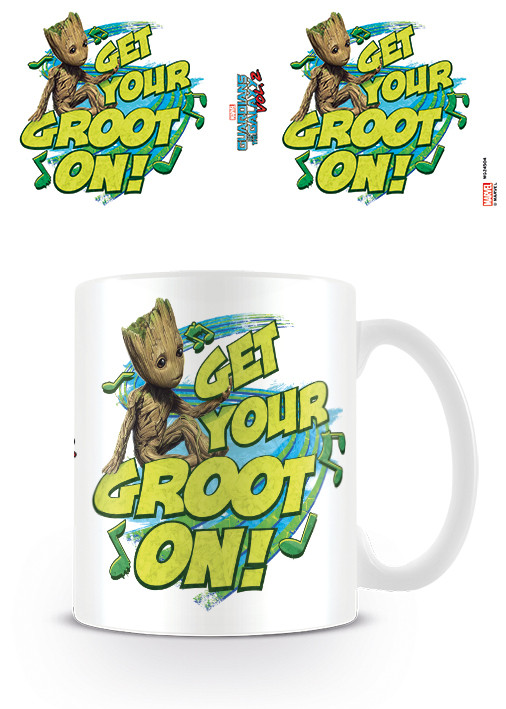 Guardians Of The Galaxy Vol. 2 - Get Your Groot On Mug
