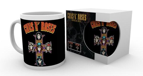 Cup Guns N Roses - Appetite