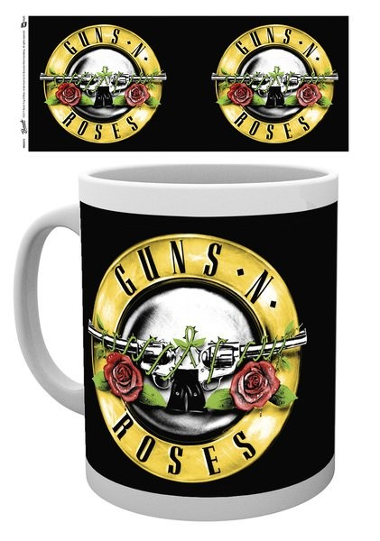 Cup Guns N Roses - Logo