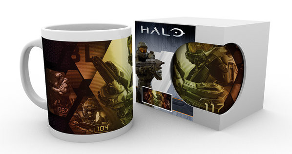 Halo 5 - Blue Team Mug