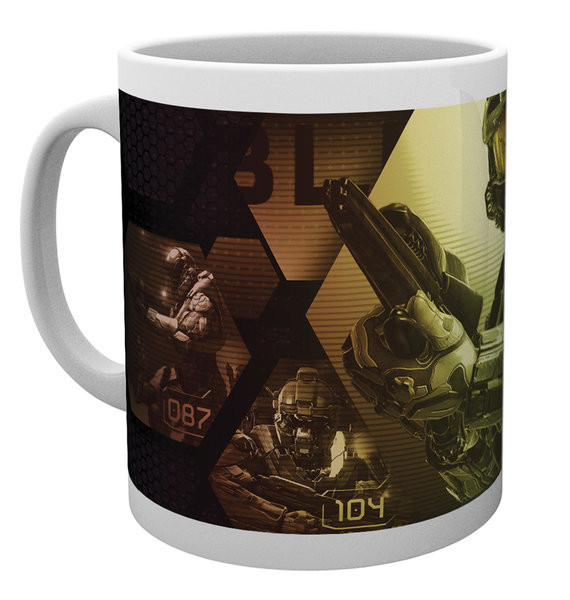 Halo 5 - Blue Team Mug