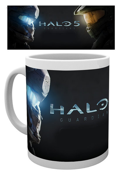 Halo 5 - Faces Mug