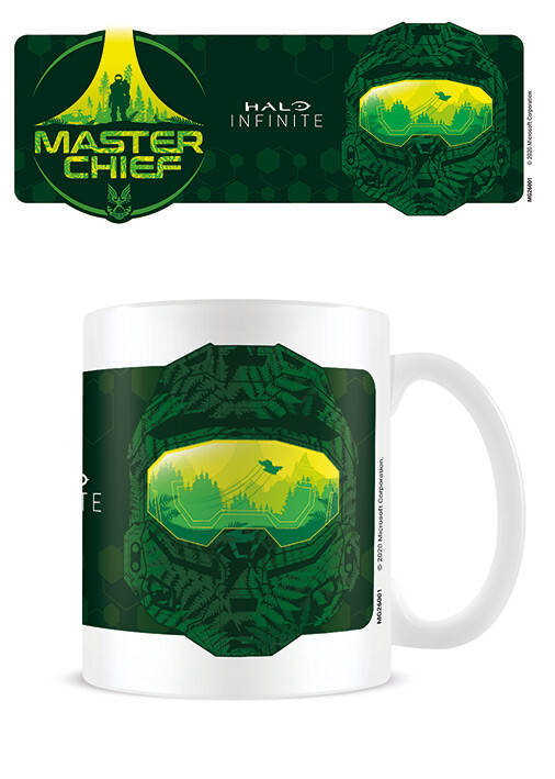 Cup Halo: Infinite - Master Chief Forest