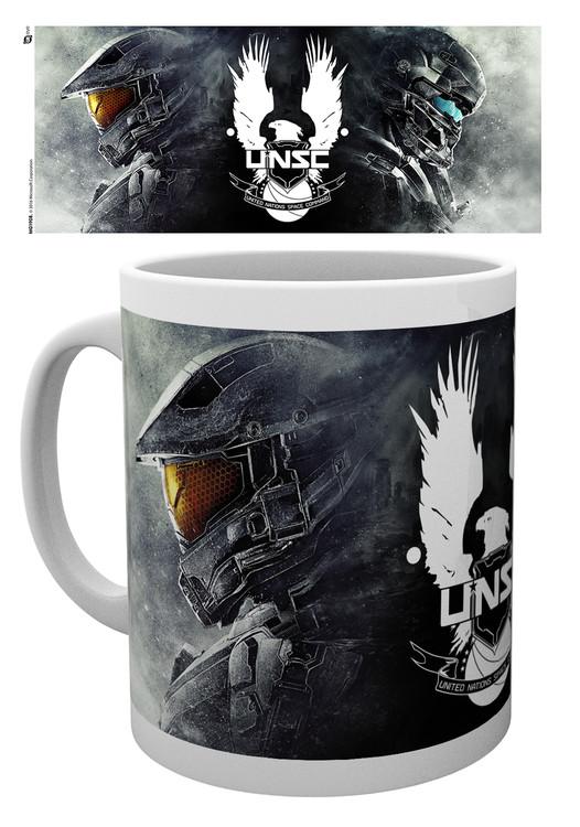 Halo - Locke and Master Chief Mug