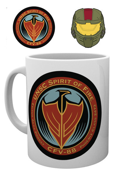 Halo Wars 2 - Spirit of Fire Mug