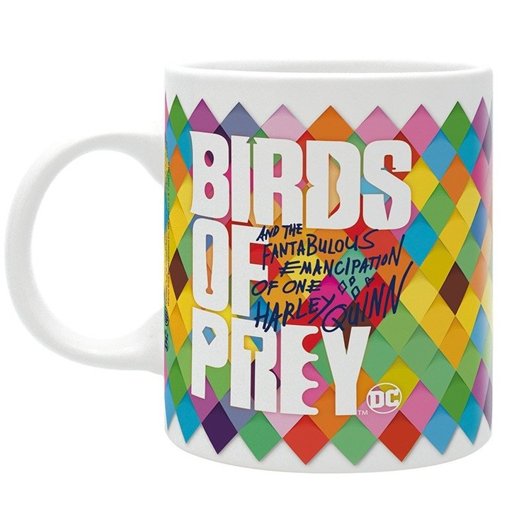 Cup Harley Quinn - Birds of Prey