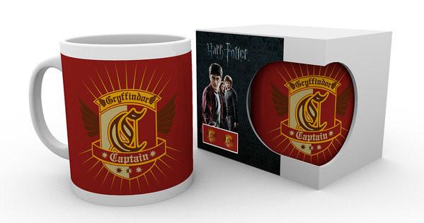 Harry Potter - Captain Mug