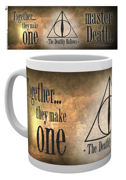 Harry Potter - Deathly Hallows Mug