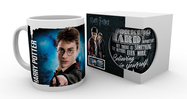 Harry Potter - Dynamic Harry Mug