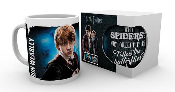 Harry Potter - Dynamic Ron Mug