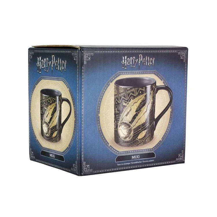 Harry Potter - Golden Snitch Mug