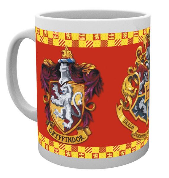 Harry Potter - Gryffindor Mug