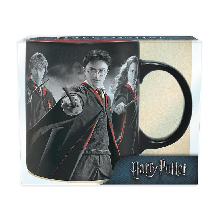Harry Potter - Harry, Ron, Hermione Mug