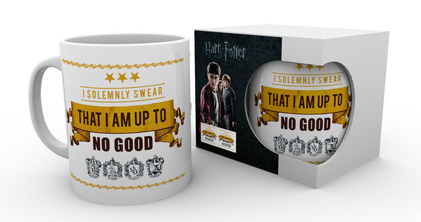 Harry Potter - I Solemnly Swear Mug
