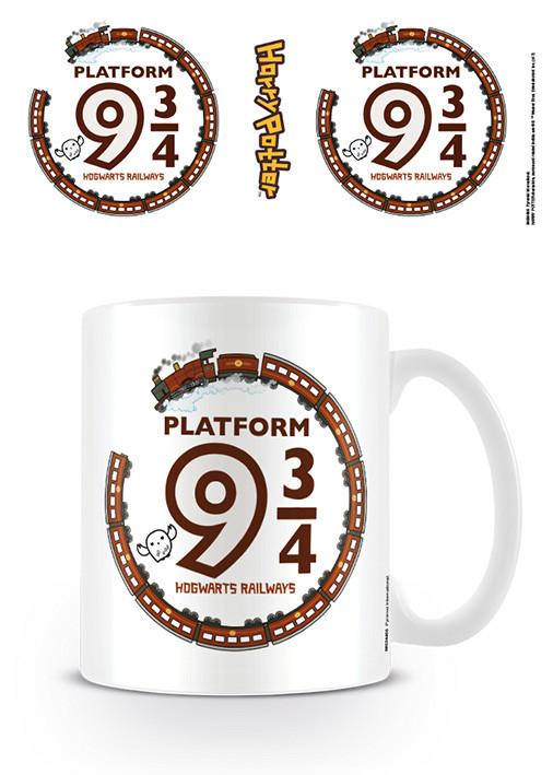 Harry Potter - Kawaii Platform 9 3/4 Mug