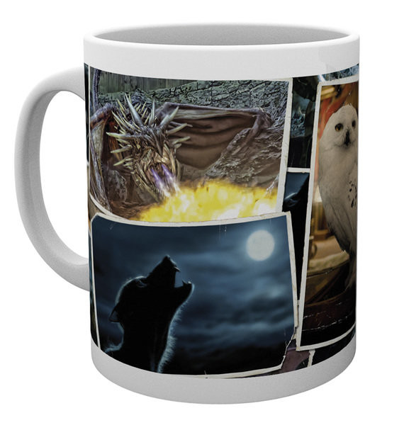 Harry Potter - Magical Creatures Mug