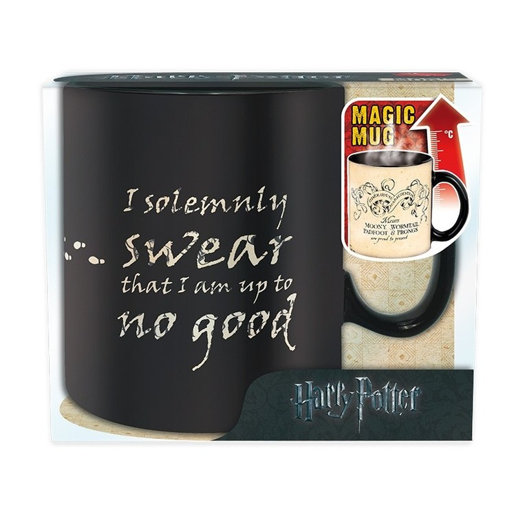 Cup Harry Potter - Marauder
