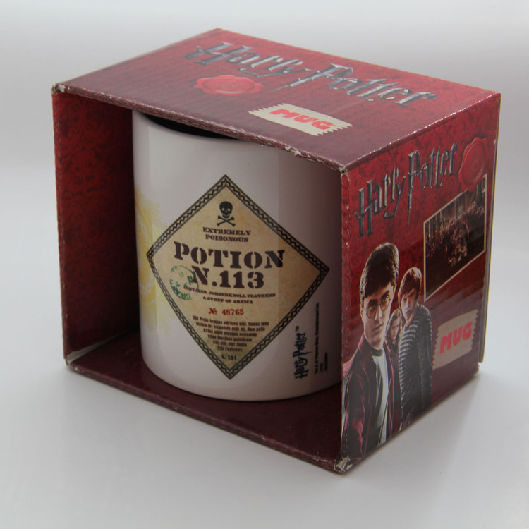 Harry Potter - Potion No.113 Mug