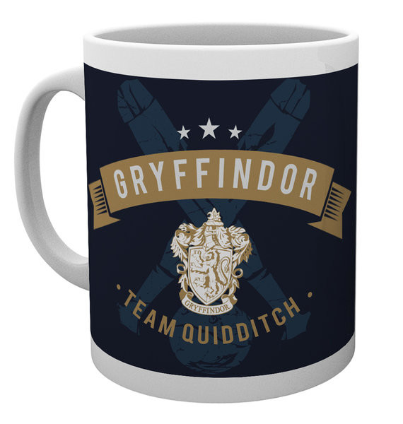 Harry Potter - Team Quidditch Mug