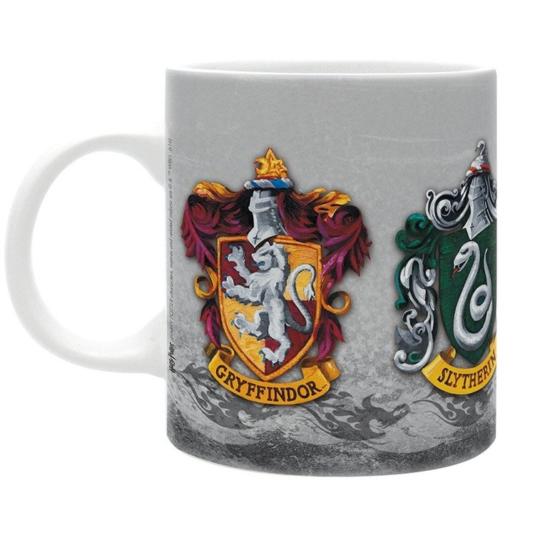 Cup Harry Potter - The 4 Houses