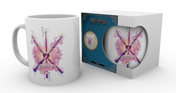 Harry Potter - Until The Very End Mug