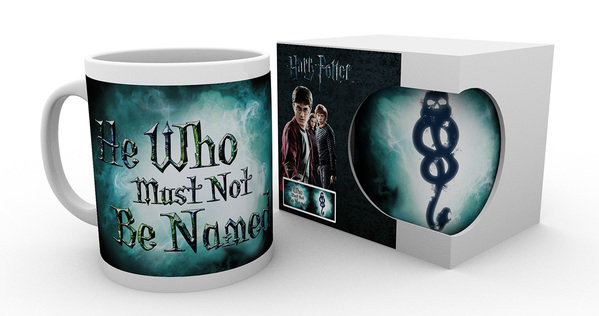 Harry Potter - Voldemort Mug