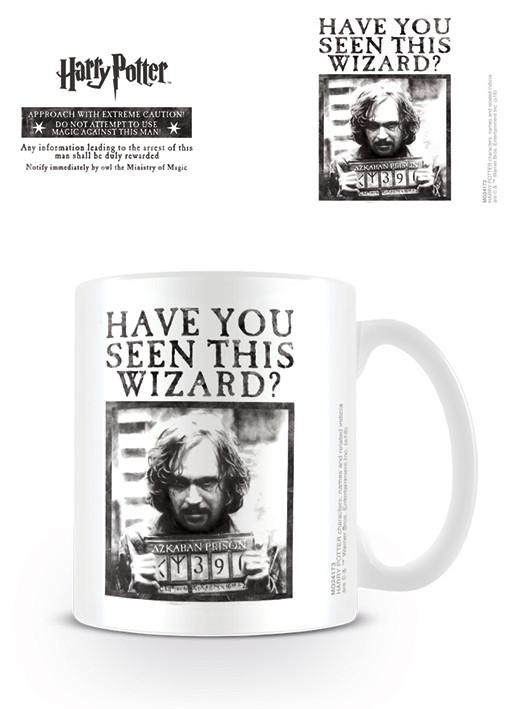 Harry Potter - Wanted Mug