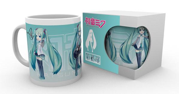 Hatsune Miku - Chibi Mug