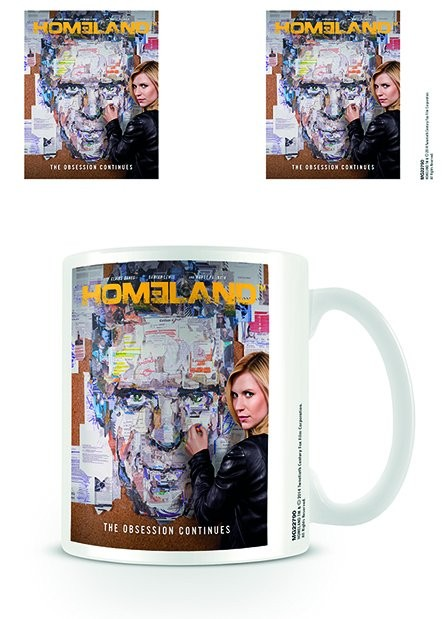 Homeland - Obsession Mug