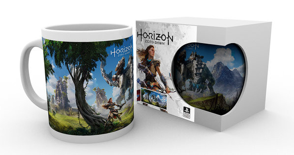 Horizon Zero Dawn - Key Art Mug
