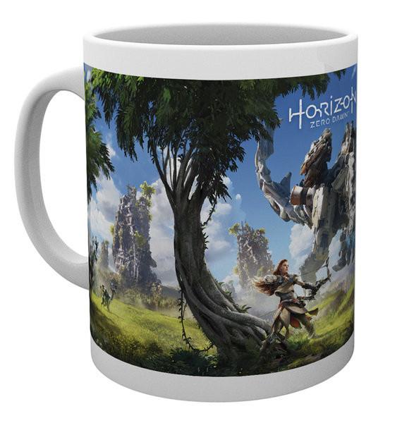 Horizon Zero Dawn - Key Art Mug