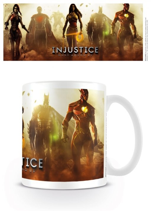 Injustice - Gods Among Us Mug