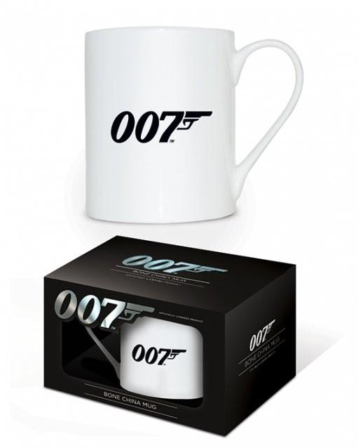 James Bond - 007 Logo Mug