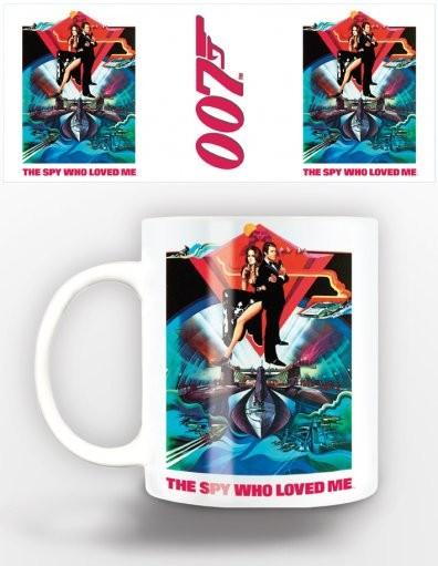 James Bond - spy who loved me Mug