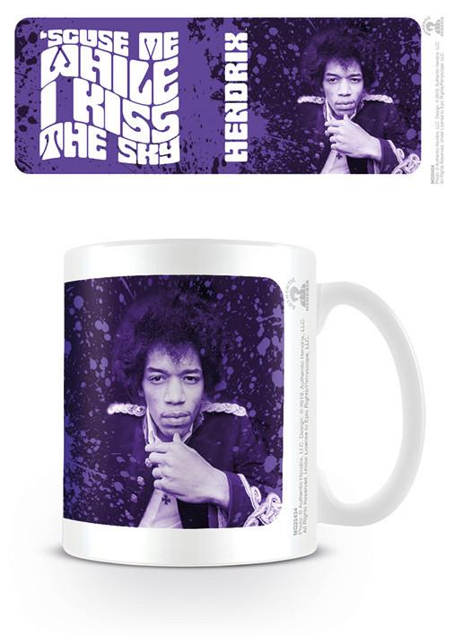 Cup Jimi Hendrix - Kiss The Sky