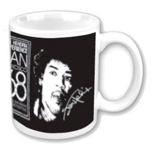 Cup Jimi Hendrix - San Francisco 68