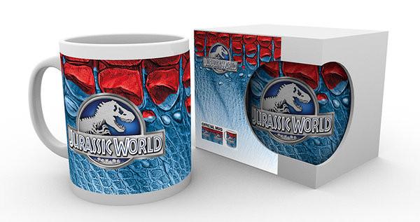 Jurassic World - Logo Mug