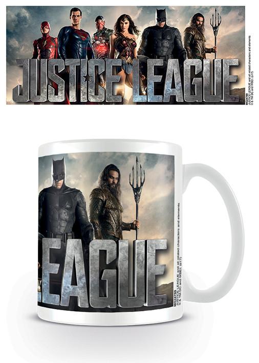 Justice League Movie - Teaser Mug