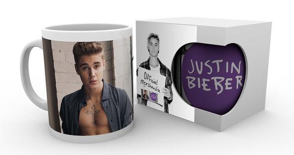 Justin Bieber - Shirt  (Bravado) Mug