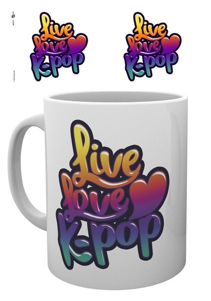 Cup KPop - Heart Kpop