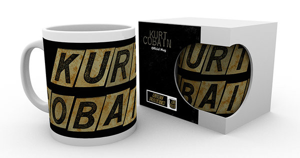 Kurt Cobain - Name Mug