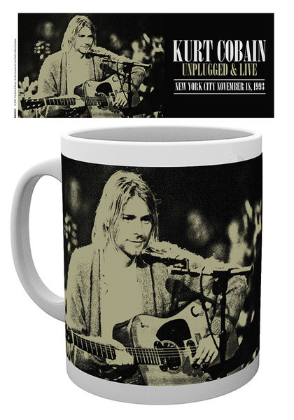 Kurt Cobain - Unplugged Mug