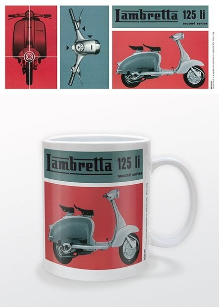 Lambretta - 125Li Mug
