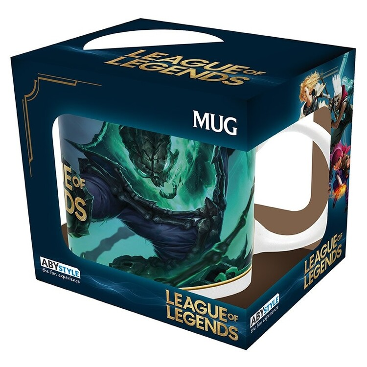 Cup League of Legends - Lucian vs Thresh
