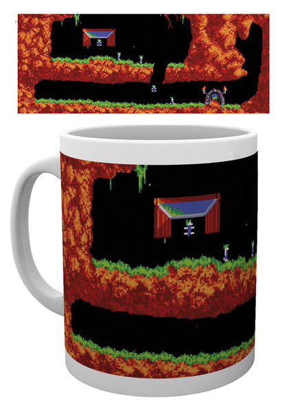 Lemmings - Rock Mug