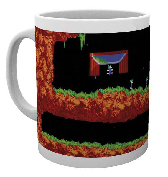 Lemmings - Rock Mug
