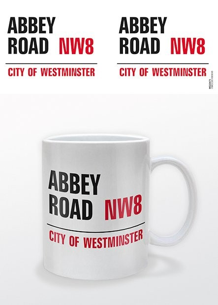 London - Abbey Road Mug