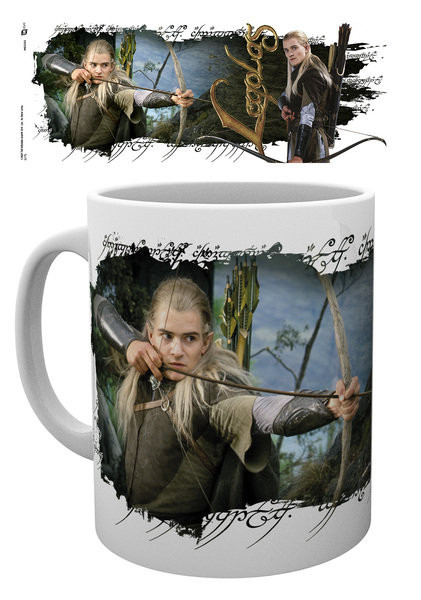 Lord of the Rings - Legolas Mug